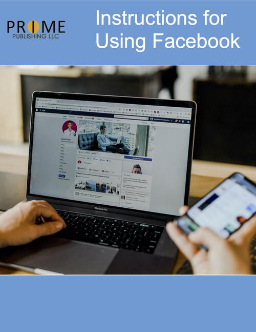 Instructions for Using Facebook