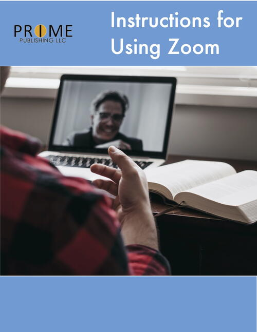 Instructions for Using Zoom