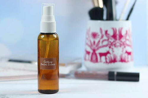 Diy Face Mist With Essential Oils