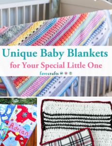 31 Unique Baby Blankets for Your Special Little One