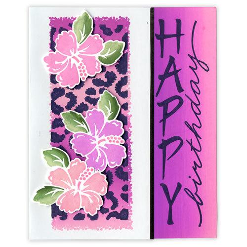 Hawaiian Happy Birthday Card – Hawaiian Birthday Greetings