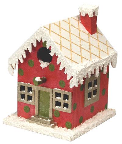 Gingerbread Birdhouse