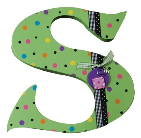 letter a with polka dots polka dot letter favecrafts 22783 | file id 409758 Large500