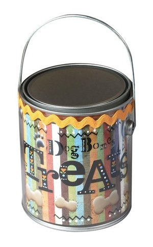 Pet Treat Pail