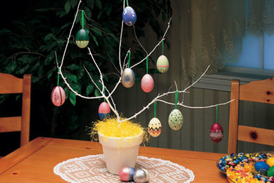 Egg Stra Special Easter Tree
