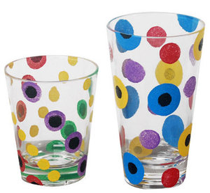 Perfectly Polka Dot Tumblers