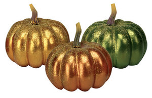 Sparkle and Shine Pumpkins