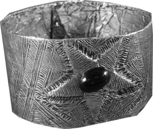 Faux Forged Foil Bracelets Favecrafts Com
