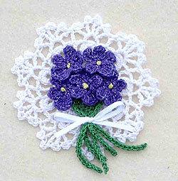 31 Free Crochet Flower Patterns Favecraftscom