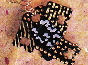 Bread Tag Jazzy Jewelry