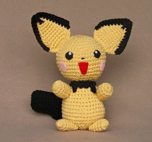 Pokemon Pichu Plush