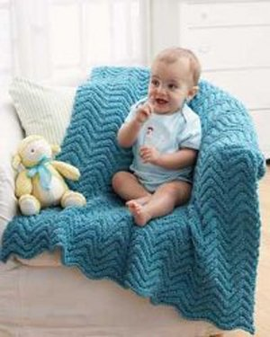 33 Free Knit Afghan Patterns Favecrafts Com
