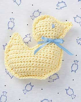 Baby Duck Hat Knitting Pattern : 31+ Cute Free Crochet Patterns for Babies FaveCrafts.com