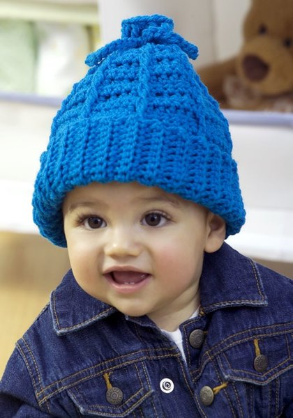 Stretchy Kid S Hat Crochet Pattern Favecrafts Com