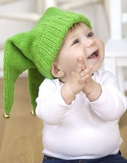 Jingle Jester Baby Hat