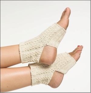 Cable Yoga Socks