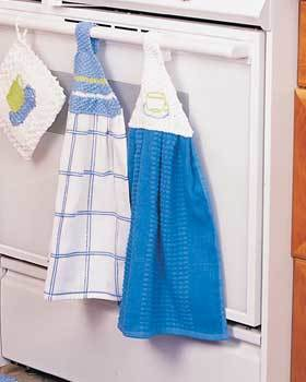 Kitchen Towel Hangers