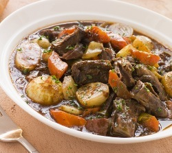 Sundried Tomato Beef Stew