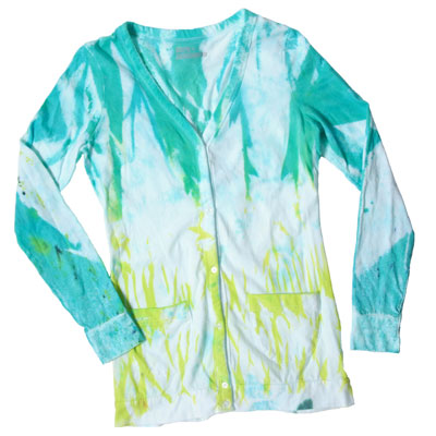 Light & Bright Tie Dye Shirt