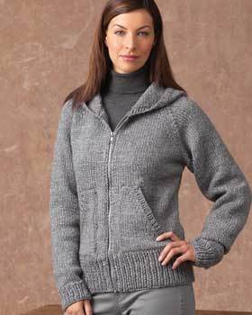 Optional Knit Jacket