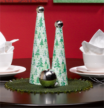 Holiday Tree Centerpiece
