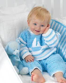 31 Cute Free Crochet Patterns For Babies Favecraftscom