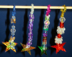 Easy Icicle Ornaments For Kids Favecrafts Com