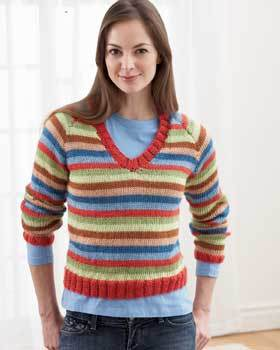 25 Free Knitting Patterns For Women S Sweaters Favecrafts Com