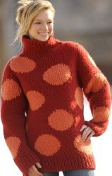 Cozy Red Pullover