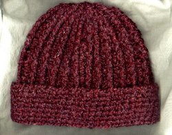 76da21085a6 Ribbed Hat