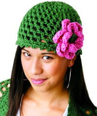28 Beginner Crochet Hat Patterns for the Whole Family