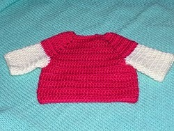 Pullover Sweater for Babies