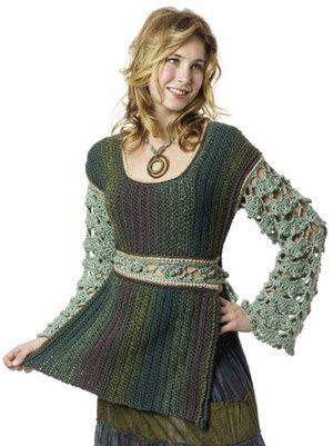65e2c256dcc4e 11 Crochet Tunic Patterns