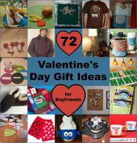 72 Valentine's Day Ideas for Boyfriend