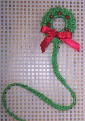 Wreath Crochet Pattern