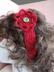 Learn to Crochet a Headband or Choker