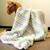 21 Free Baby Blanket Patterns