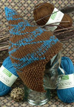 Denver hat for Fave crafts knitting patterns