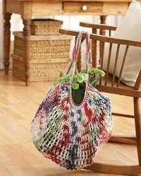 Rainbow Market Bag