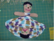 Crochet Mood Doll Pattern