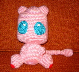 "Pokemon ""Mew"" Look Alike"