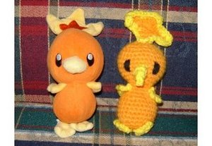 Pokemon Look Alike Torchic