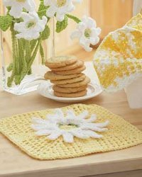 28 Free Crochet Dishclot Patterns