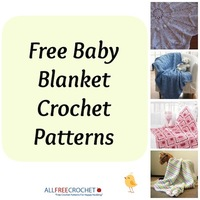 Free Baby Blanket Crochet Patterns