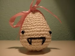 A Crochet Easter Egg
