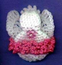 Angel Fridgie/Ornament/Sachet