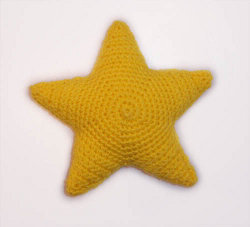 Crochet Star Toy