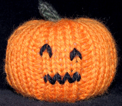 The Curly Purly Pumpkin