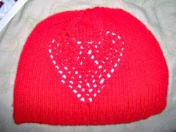 Warm Hearted Hat