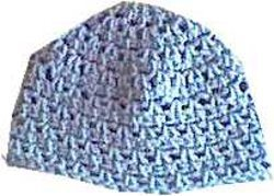 Baby Boy's Block Hat